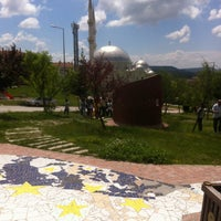 Photo taken at Çağdaş Seramik Parkı ve Açık Hava Müzesi by Ersin A. on 6/24/2015