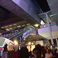 Photo taken at Siam Square Night Market by Night C. on 12/31/2013