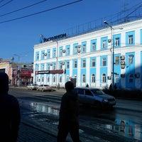 Photo taken at Ростелеком by Alex E. on 4/11/2014