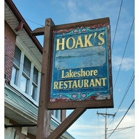 Photo taken at Hoak's Lakeshore Restaurant by Ami H. on 6/28/2016