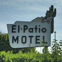 Nice ... Photo Taken At El Patio Motel By Ami H. On 7/6/2016 ...