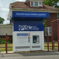 Photo taken at Erie Federal Credit Union (FCU) ATM by Ami H. on 6/28/2016