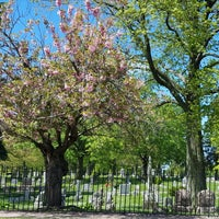 Photo taken at Erie Cemetery by Ami H. on 5/10/2017