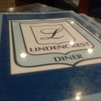 Photo taken at Lindencrest Diner by Pezz on 8/6/2013