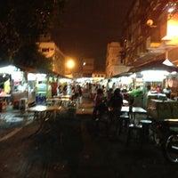 Photo taken at Wai Sek Kai 為食街 by Kimberly P. on 3/29/2013