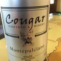 Photo taken at Cougar Vineyard & Winery by Deborah P. on 1/9/2015