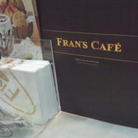 Photo taken at Fran's Café by Michelle V. on 6/13/2013