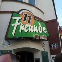 Photo taken at 11 Freunde - Die Bar by Franky V. on 4/22/2014