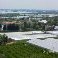 Photo taken at Yurtpınar by Can C. on 3/9/2014