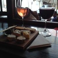 Photo taken at Bartinney Wine & Champagne Bar by Cihan D. on 3/4/2014