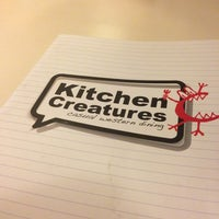 Photo taken at Kitchen Creatures by Leslie L. on 6/24/2013