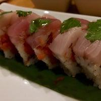 Photo taken at Teru Sushi by seiko on 11/12/2014