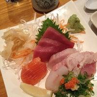 Photo taken at Teru Sushi by seiko on 3/26/2013
