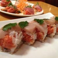 Photo taken at Teru Sushi by seiko on 4/7/2013