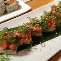 Photo taken at Teru Sushi by seiko on 6/15/2013