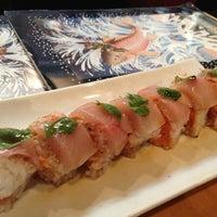 Photo taken at Teru Sushi by seiko on 6/7/2013