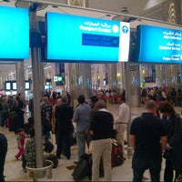 Photo taken at Passport Control by Erik B. on 1/26/2013