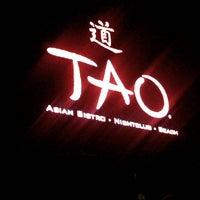 Photo taken at TAO Nightclub by Erik B. on 5/7/2013