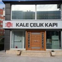 Photo taken at Akgül Kilit Kale Showroom by Muti D. on 2/14/2015