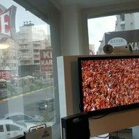 Photo taken at Akgül Kilit Kale Showroom by Muti D. on 5/24/2015