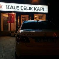 Photo taken at Akgül Kilit Kale Showroom by Muti D. on 10/2/2015