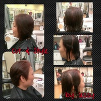 Photo taken at Hair Plus - Sumter Mall by Monique B. on 7/10/2013