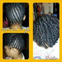 Photo taken at Hair Plus - Sumter Mall by Monique B. on 4/22/2013