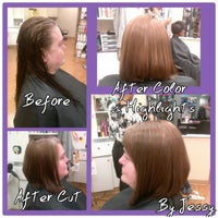 Photo taken at Hair Plus - Sumter Mall by Monique B. on 6/25/2013