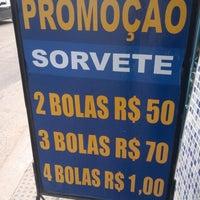 Photo taken at Sorveteria St Antônio by Giovani N. on 3/7/2014