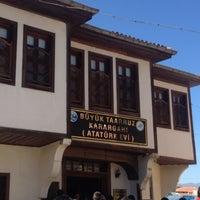 Photo taken at Şuhut Atatürk Konağı by Büşra K. on 4/28/2016