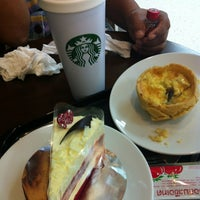Photo taken at Starbucks by Premthip P. on 1/31/2013