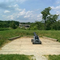 Photo taken at Fort Meigs State Memorial Park by Joey C. on 5/29/2015