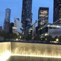 Photo taken at World Trade Center Construction Security by Fulya Ç. on 9/26/2014