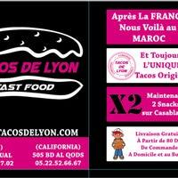 Photo taken at Tacos De Lyon (Al qods) by Tacos M. on 11/22/2014