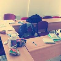 Photo taken at sinav akademi by Ayşegül Ö. on 5/6/2014