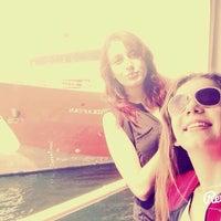 Photo taken at oz kaptan gemisi avsa tekirdag by Aslışah D. on 6/8/2014