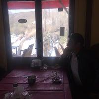 Photo taken at Muradiye Şelalesi Restaurant by Adem K. on 4/26/2015