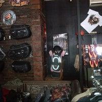 Photo taken at Crowbar bikers accessories by ALIT N. on 10/15/2012
