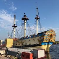 Снимок сделан в Историческая верфь «Полтава» пользователем Yury Ivanov 7/19/2018