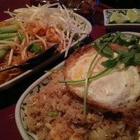 Photo taken at Bangkok Cuisine by Kevin Kiwon P. on 6/3/2014