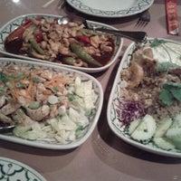 Photo taken at Bangkok Cuisine by Kevin Kiwon P. on 9/10/2013