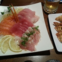 Photo taken at Yokohama Sushi by Mae F. on 5/13/2013