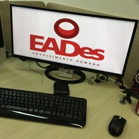 Photo taken at EADes envolvimento humano Ltda. by Adri B. on 8/20/2014