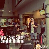5/22/2013 tarihinde Denz B.ziyaretçi tarafından Lub d Bangkok - Siam Square'de çekilen fotoğraf