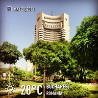 Photo taken at InterContinental Bucharest by Carina E. on 5/20/2013