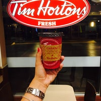 Photo taken at Tim Hortons by Carina E. on 6/8/2017