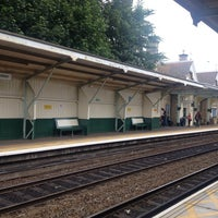 Photo taken at Beeston Railway Station (BEE) by Proudm P. on 6/14/2014