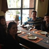 Photo taken at Potato Pub by Lilla H. on 12/8/2012