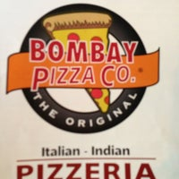 Photo taken at Bombay Pizza Co. by Deven N. on 11/13/2013