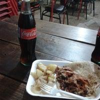 Photo taken at La Lupita Tacos by Ernesto B. on 5/18/2014
